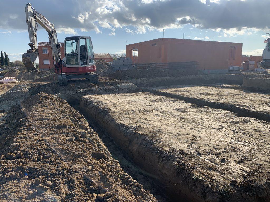 terrassement et travaux publics fondations